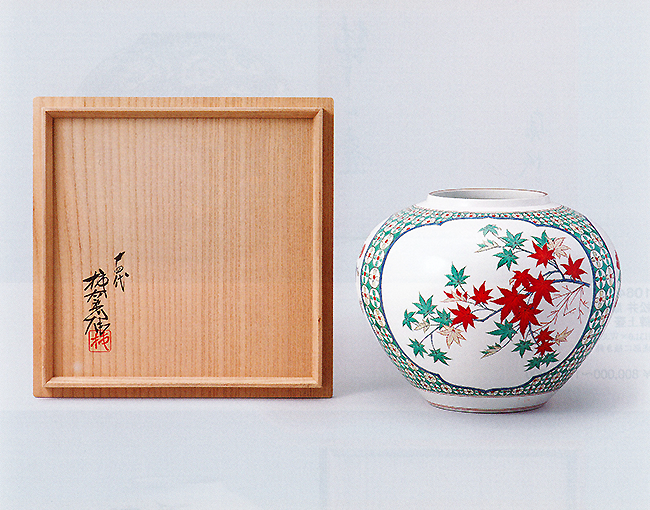 工芸品(14代 酒井田柿右衛門)