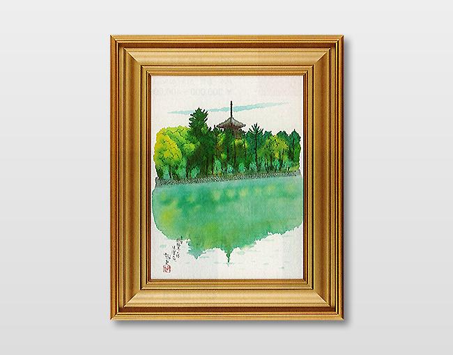 日本画(平山郁夫)