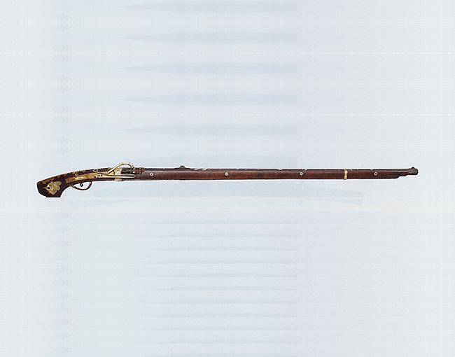 刀剣(火縄銃)